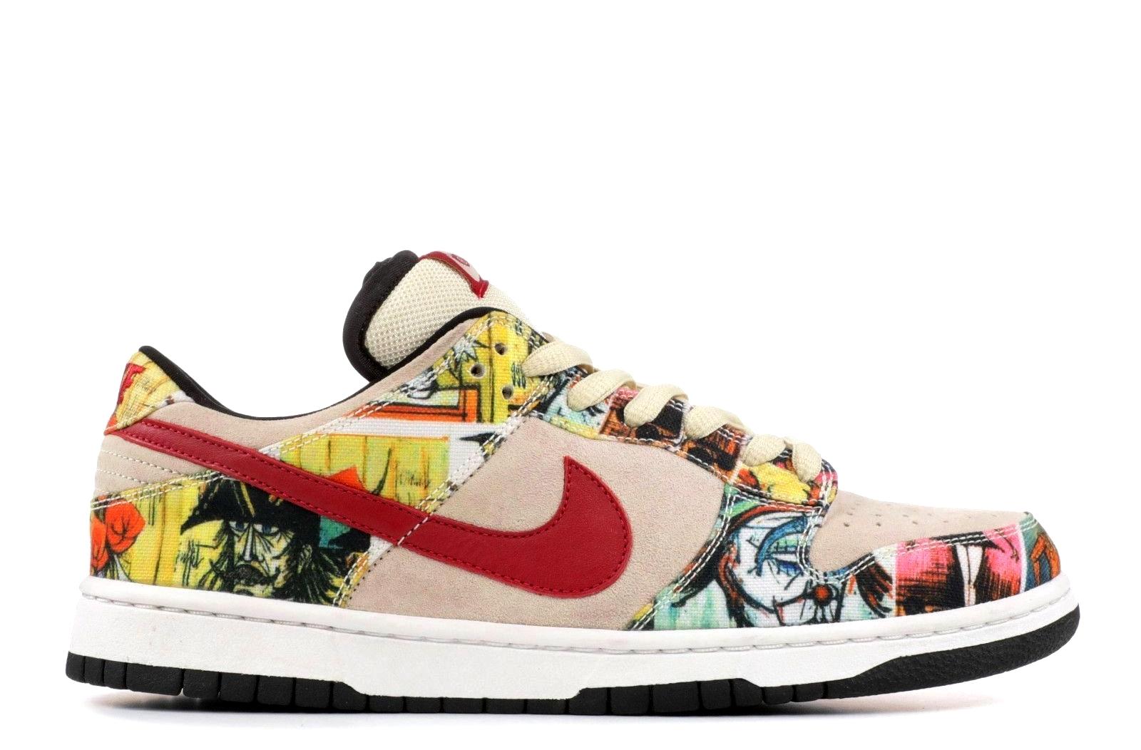 Nike Dunk SB Low Paris стоят $25 000