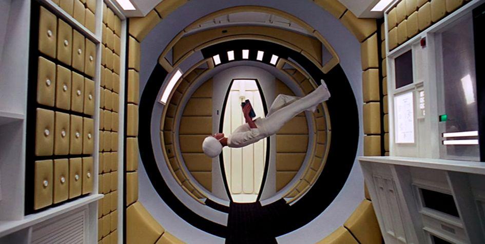Кадр из фильма «2001 год: Космическая одиссея»