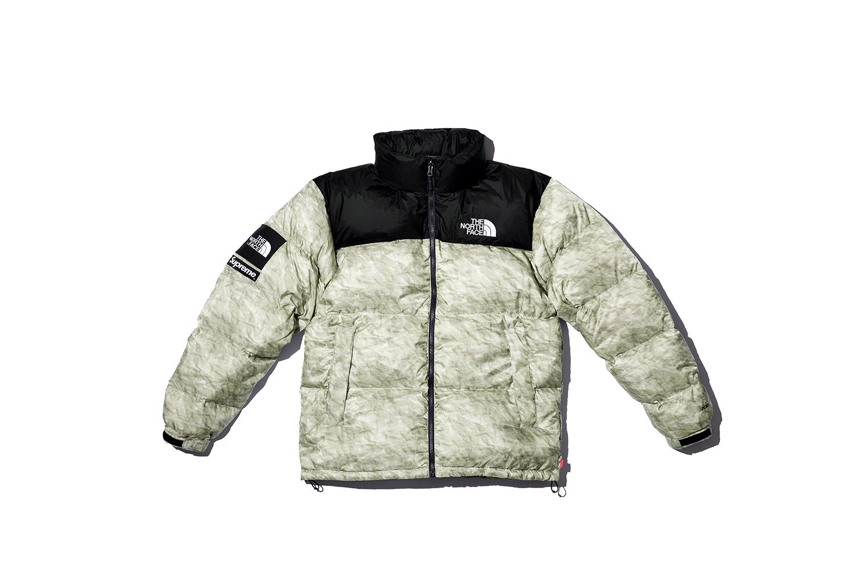 Куртка Supreme x The North Face Fall/Winter 2019 Nuptse