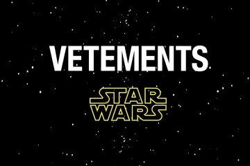 Vetements xStar Wars — коллекция в честь «Звездных войн»