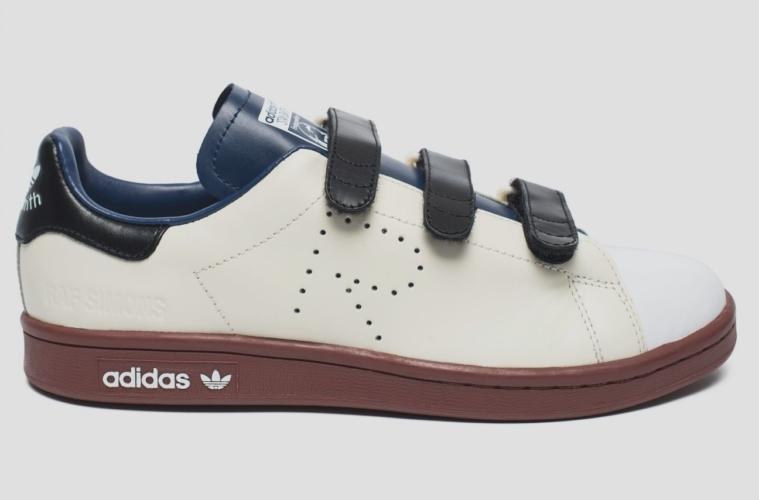 08 Кроссовки adidas x Raf Simons Stan Smith Comfort