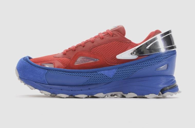 14 Кроссовки adidas x Raf Simons Responce Trail 2