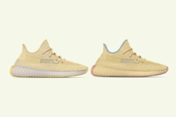 adidas Yeezy Boost 350 V2 «Linen» и «Flax»