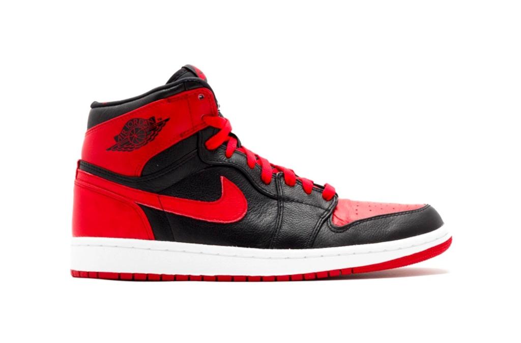 Самые скандальные кроссовки – Nike Air Jordan 1