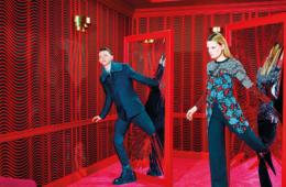Влияние Дэвида Линча на моду — Kenzo Fall Winter 2014