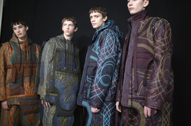 Коллекция Craig Green Fall/Winter 2020 Menswear