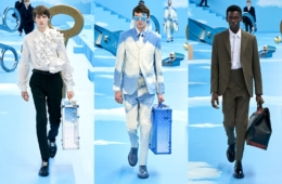 Коллекция Louis Vuitton Fall/Winter 2020 Menswear