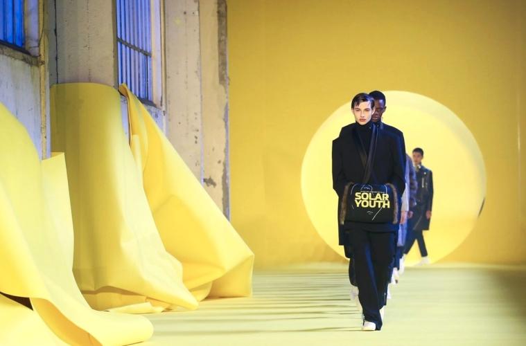 Коллекция Raf Simons Fall/Winter 2020 Menswear