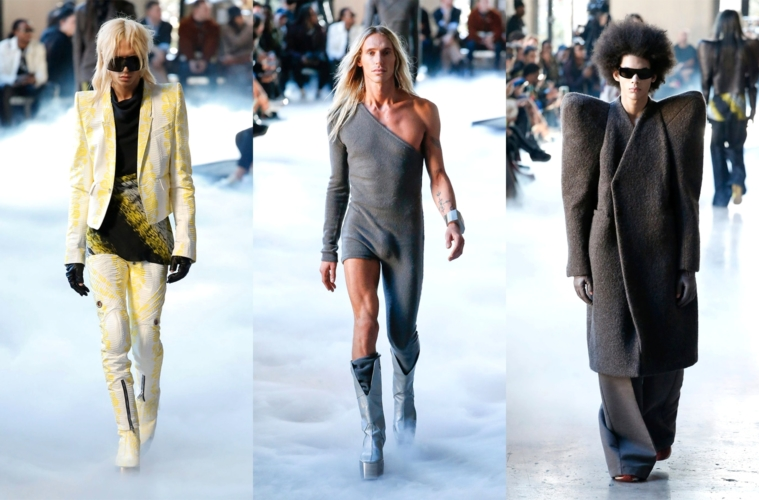 Коллекция Rick Owens Fall-Winter 2020 Menswear