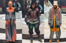 Коллекция Undercover Fall/Winter 2020 Menswear