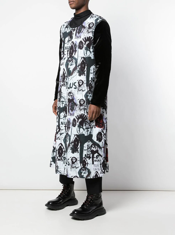 Купить мужское платье Comme des Garcons