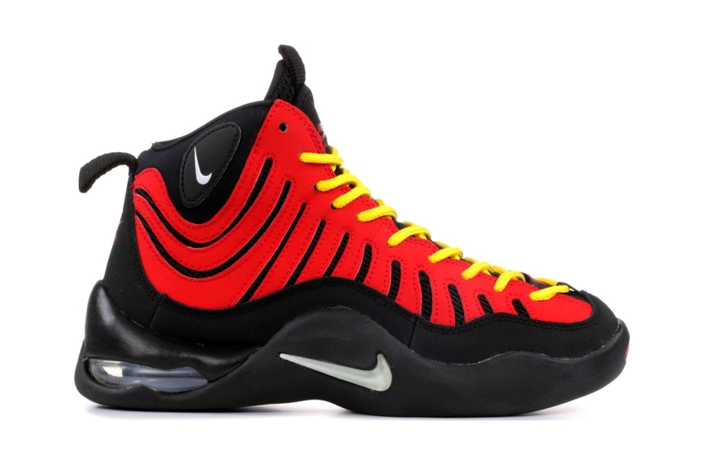 Самые скандальные кроссовки – Nike Air Bakin