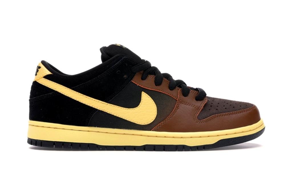 Самые скандальные кроссовки – Nike Dunk Black Tan