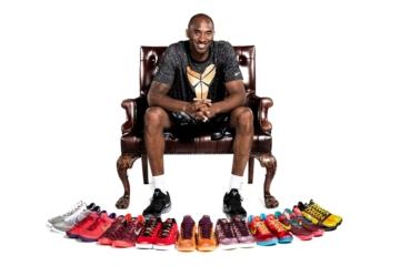 Nike продал все кроссовки Коби Брайанта