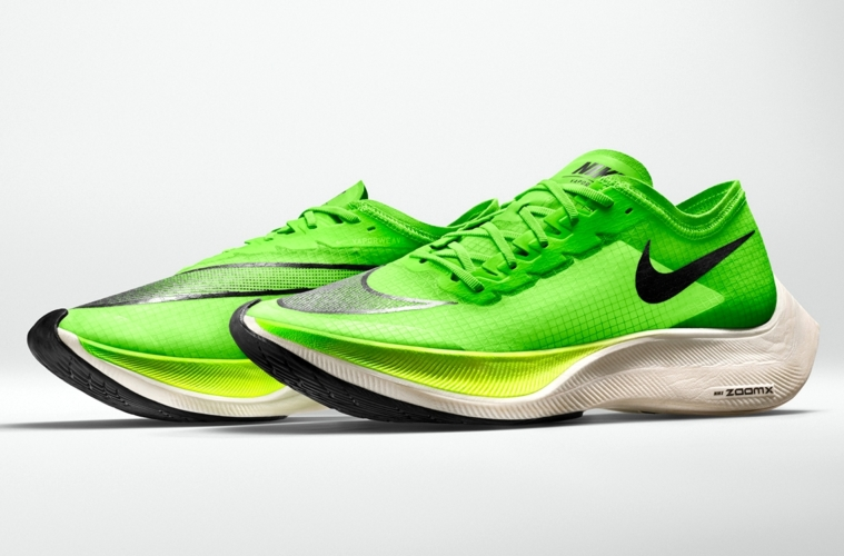 Nike ZoomX Vaporfly NEXT% избежали запрета