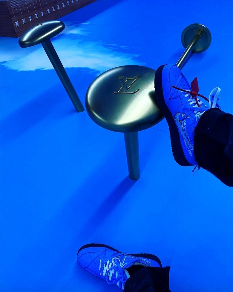 Off-White x Nike Air Force 1 2020
