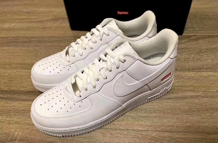 Supreme x Nike Air Force 1 Low SS2020