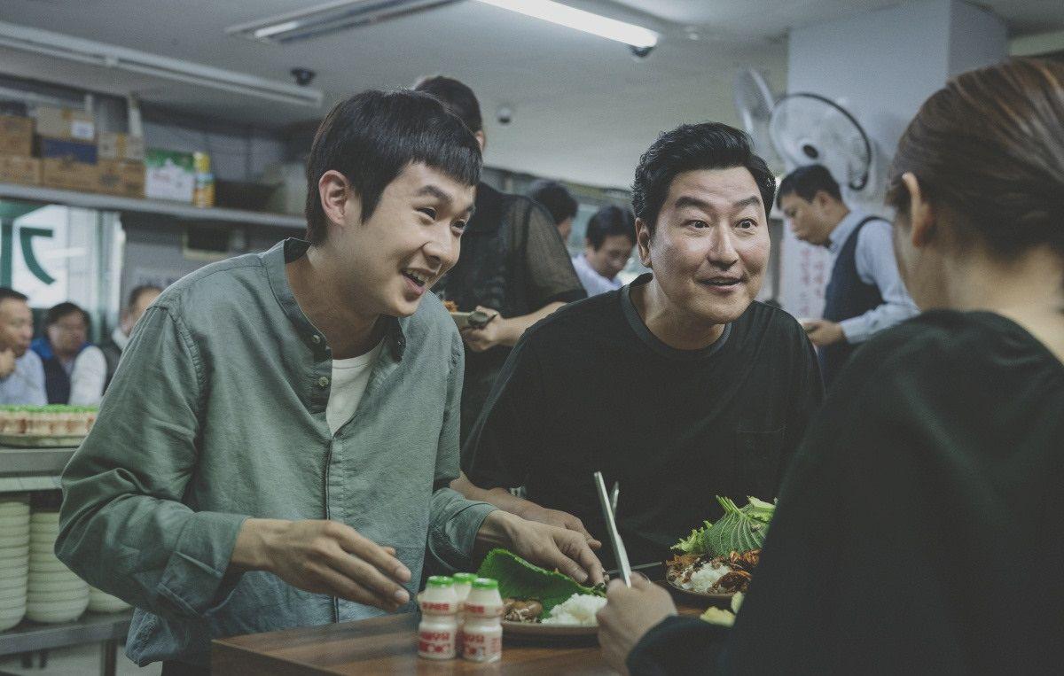 Пон Чжун Хо о фильме Паразиты 10 MCMAG
