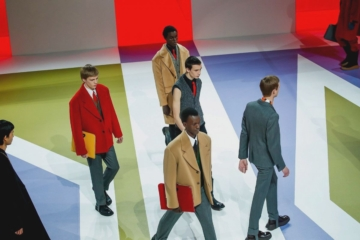 Prada Fall/Winter 2020 Menswear — обзор коллекции