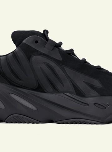 adidas Yeezy Boost 700 MNVN «Triple Black»