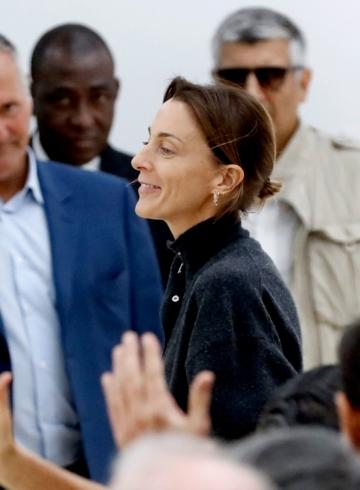 Фиби Файло возвращается в мир моды