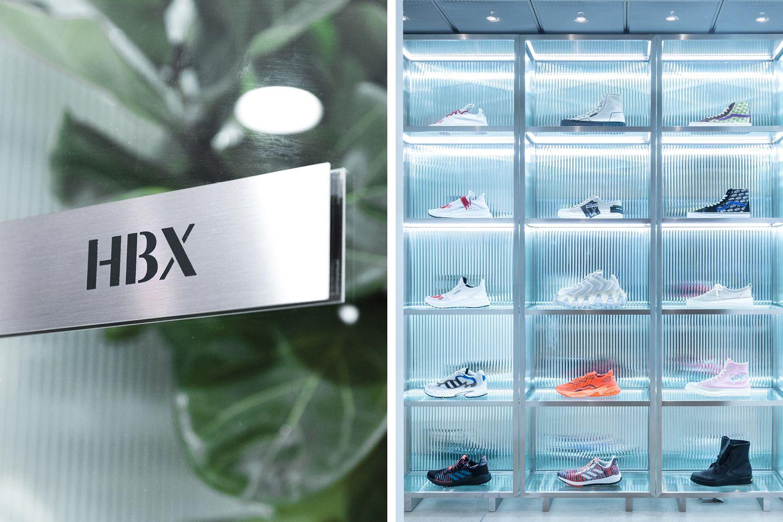 HBX в Гонконге