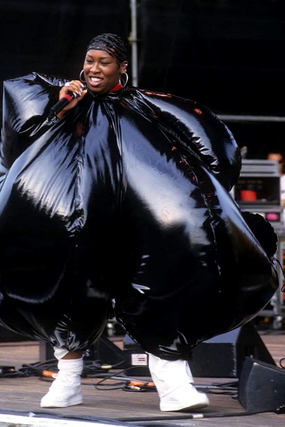 Missy Elliott — иконы 90-х, вдохновившие Билли Айлиш