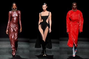 Подробности коллекции Mugler Fall/Winter 2020 Ready-to-Wear
