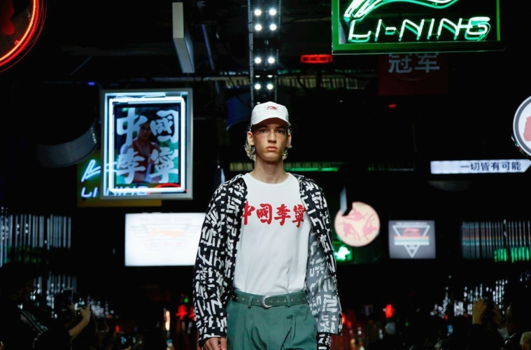 Li-Ning — компания, изменившая смысл понятия «Сделано в Китае»