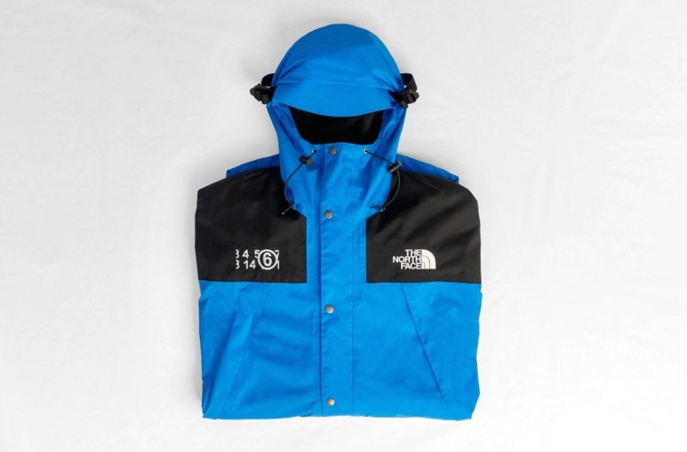 MM6 Maison Margiela x The North Face - детали коллаборации