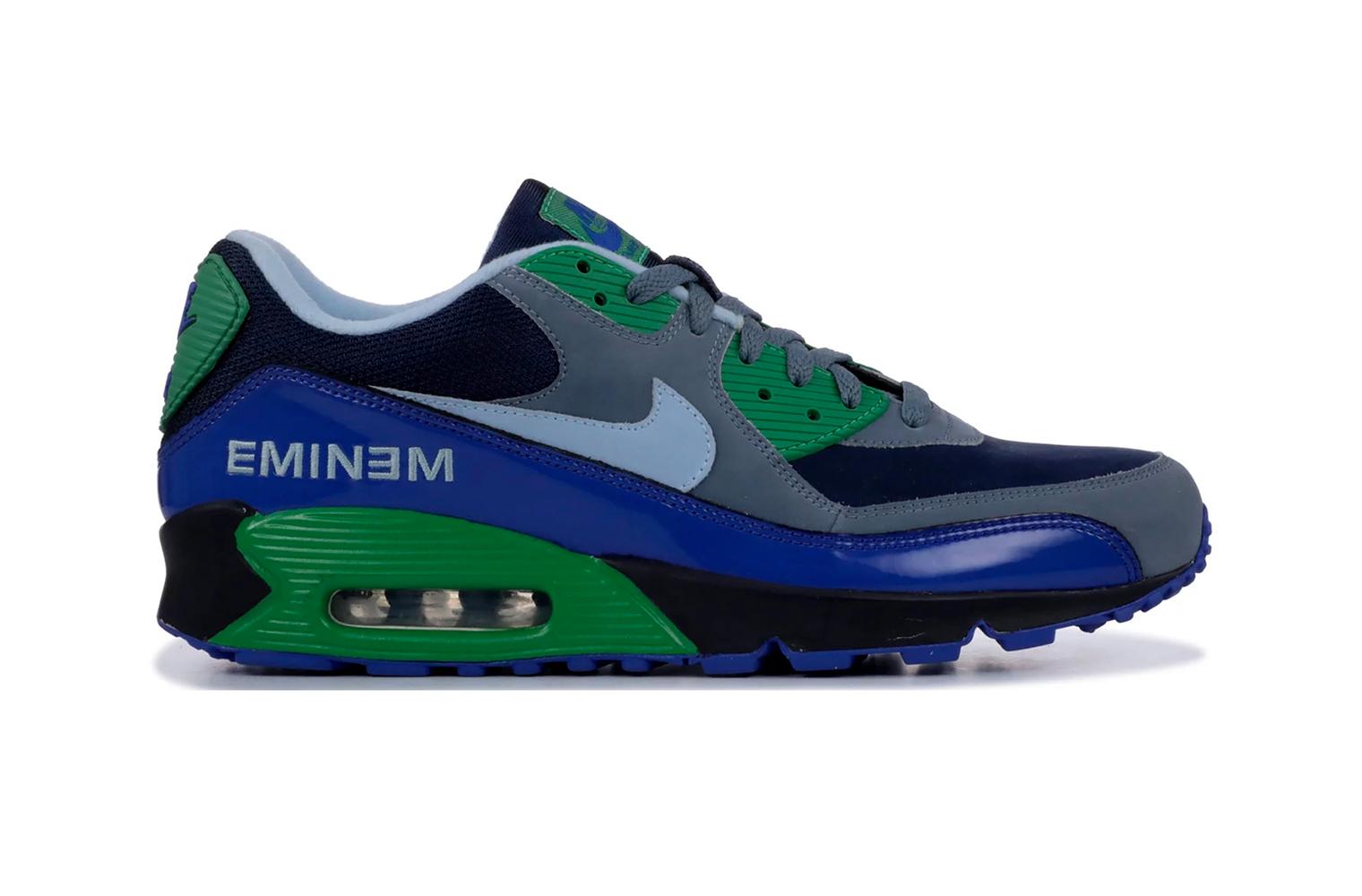 Eminem x Nike Air Max 90 «Charity Series», 2006