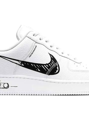 Nike Air Force 1 и Nike Blazer «Sketch» «Sketch» подробности релиза
