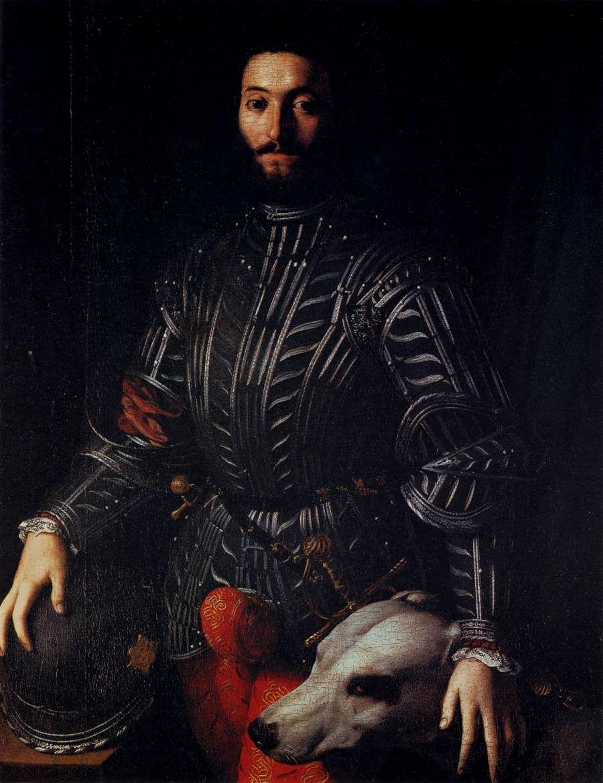 Нижнее белье как верхняя одежда — Гвидобальдо II делла Ровере в гульфике