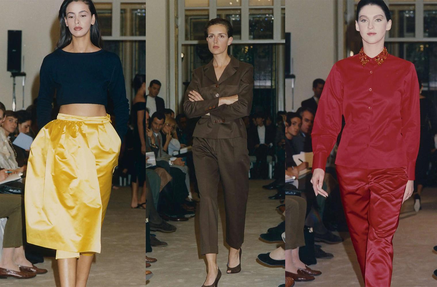 Prada Spring/Summer 1989 Womenswear