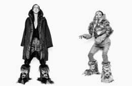 Rick Owens x Moncler - подробности коллаборации