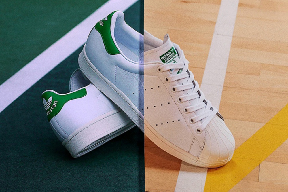 adidas Superstar x Stan Smith 2020