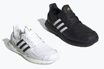 adidas UltraBoost DNA «Cloud White» и «Core Black» - всё о релизе