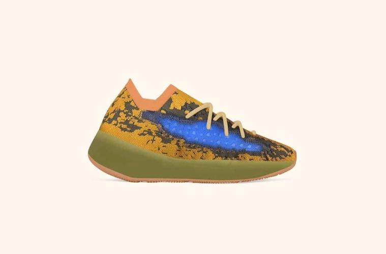 adidas Yeezy Boost 380 «Blue Oat» - первый взгляд