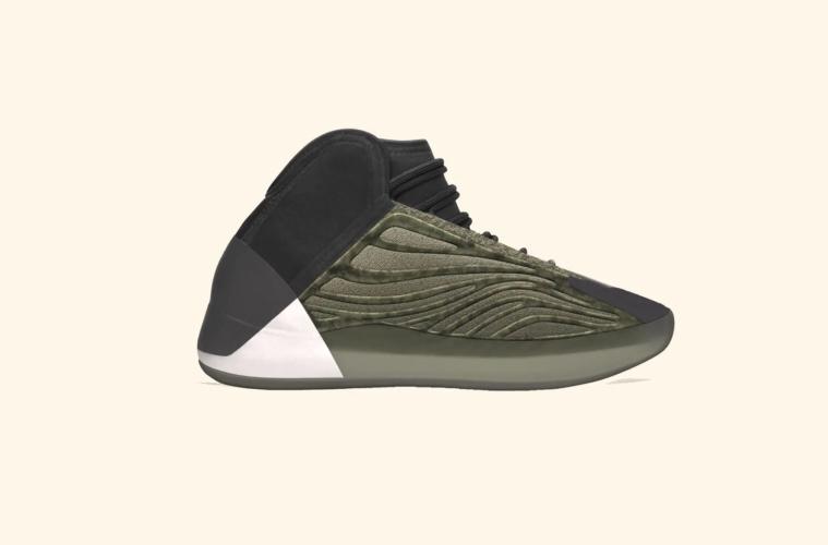 adidas Yeezy Quantum «Barium» - первые детали релиза