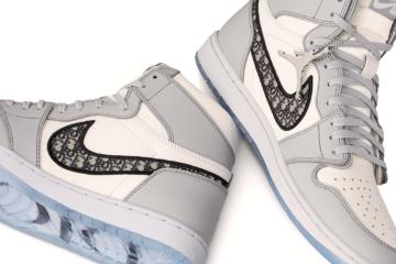 Dior x Nike Air Jordan 1 - релиз перенесен из-за коронавируса