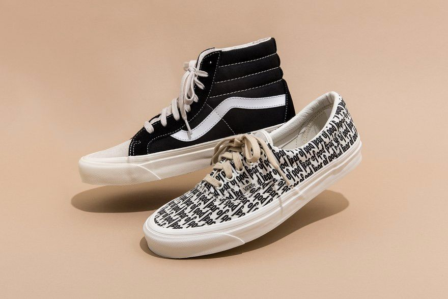 Vans x Fear Of God