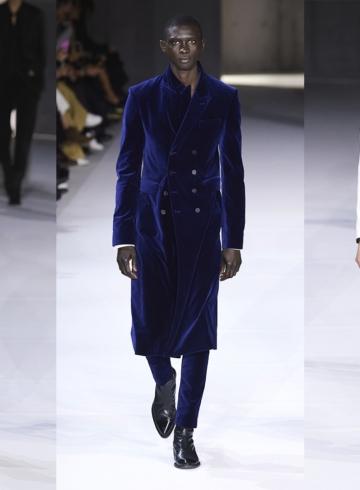 Коллекция Haider Ackermann Fall/Winter 2020 Ready-to-Wear - обзор коллекции