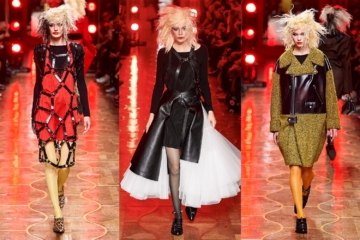 Junya Watanabe Fall/Winter 2020 Ready-to-Wear обзор коллекции