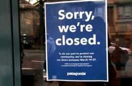 Коронавирус в России: пожертвования брендов и закрытия магазинов