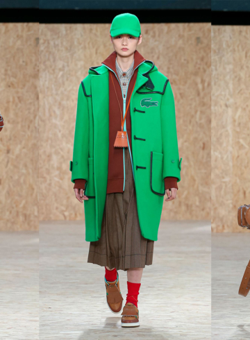 Lacoste Fall/Winter 2020 Ready-to-Wear - обзор коллекции