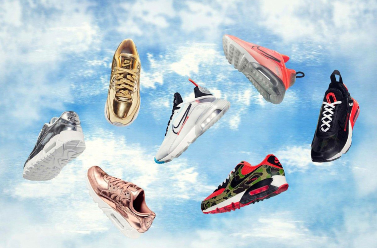 Nike Air Max Day 2020 - все релизы