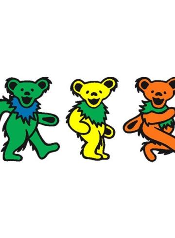 Nike SB Dunk Low «Grateful Dead Bears» - первый взгляд