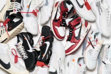 Nike x Off-White все релизы