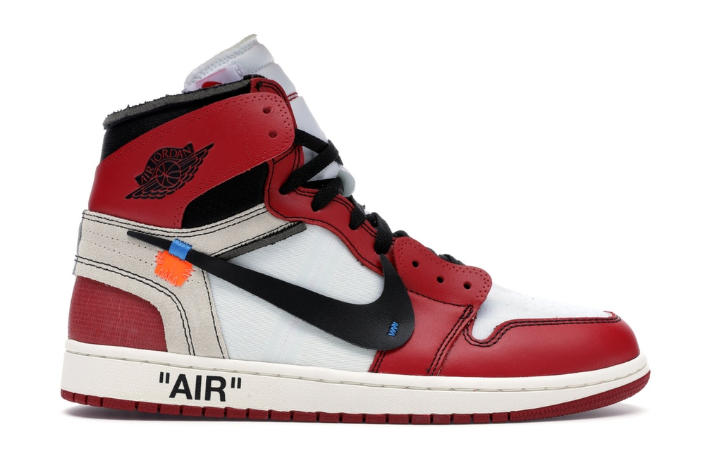 Off-White x Air Jordan 1 The Ten