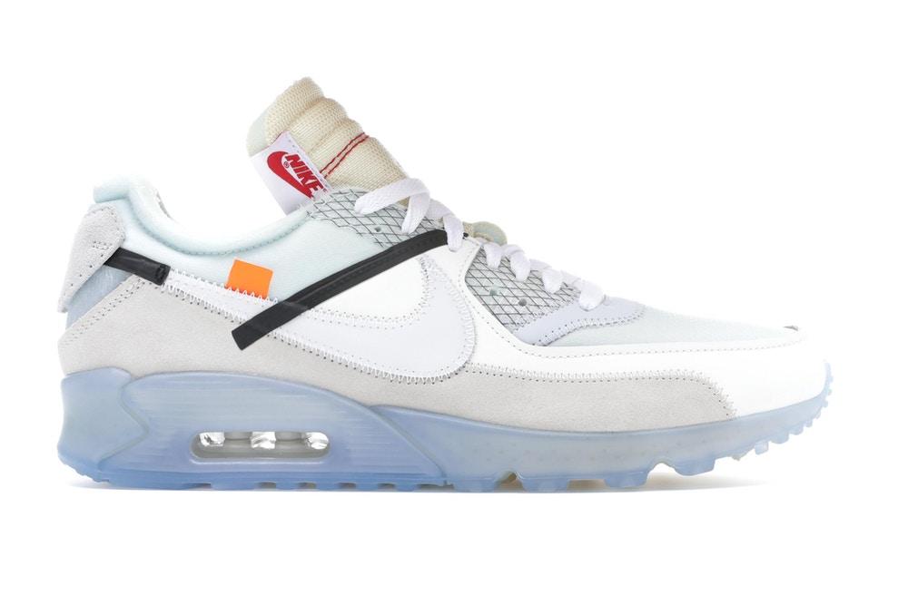 Off-White x Nike Air Max 90 The Ten